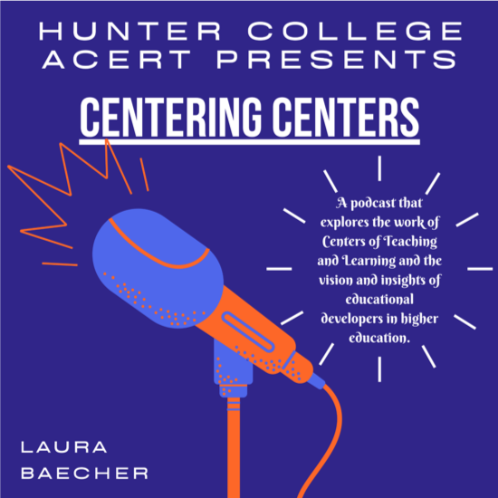 Centering Centers podcast