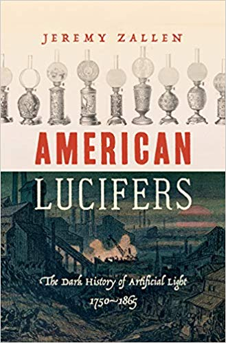Cover of American Lucifers by Jeremy Zallen