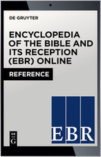 Cover image of Encyclopedia of the Bible and its Reception