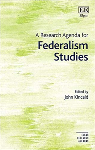 Book cover for A Research Agenda for Federalism Studies