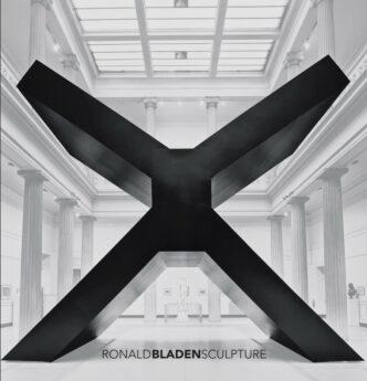 Book cover of Robert Bladen Sculpture