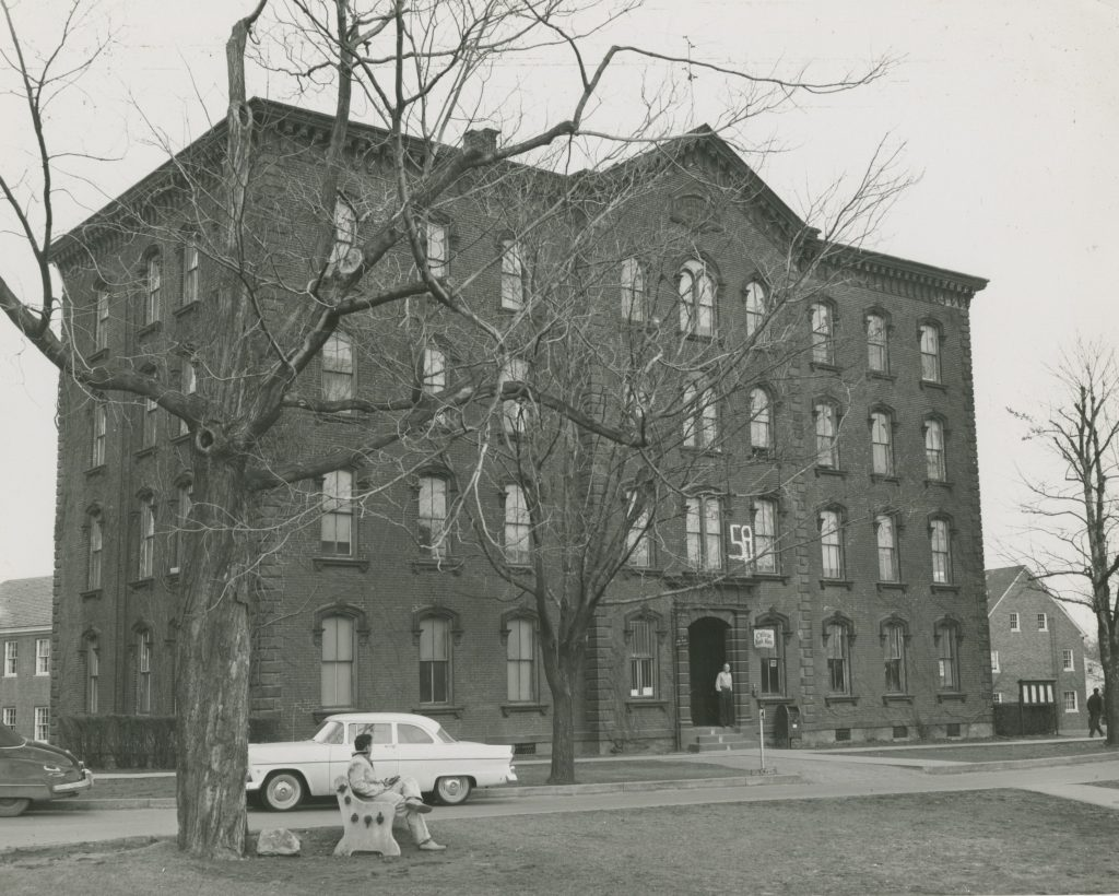 McKeen Hall Old