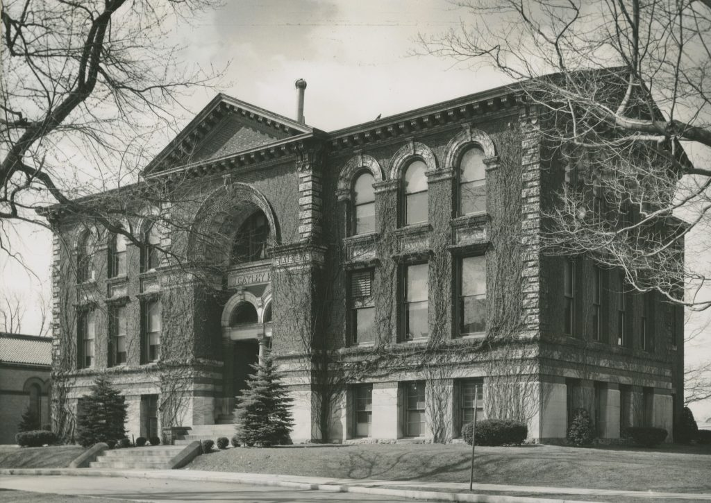 Gayley Hall