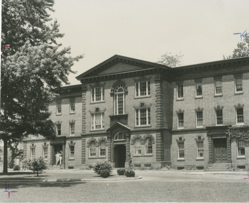 Knox and Newkirk Halls