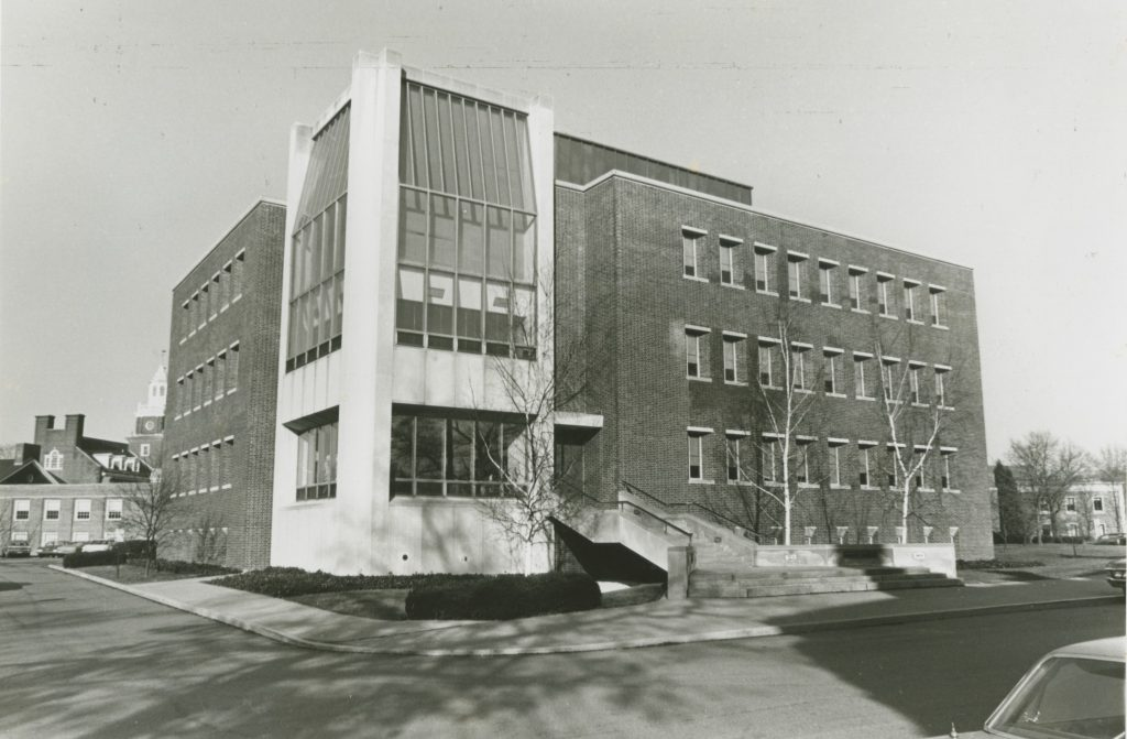 Kunkel Hall
