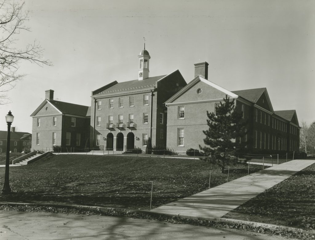 Marquis Hall