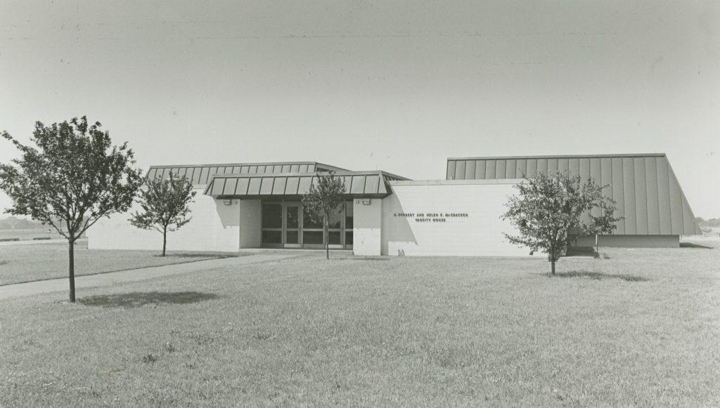 McCracken Varsity House