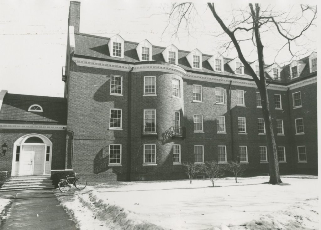 McKeen Hall New