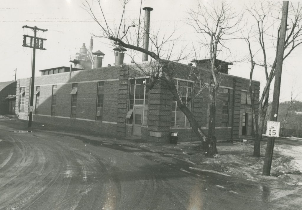 Ord Steam Heating Plant