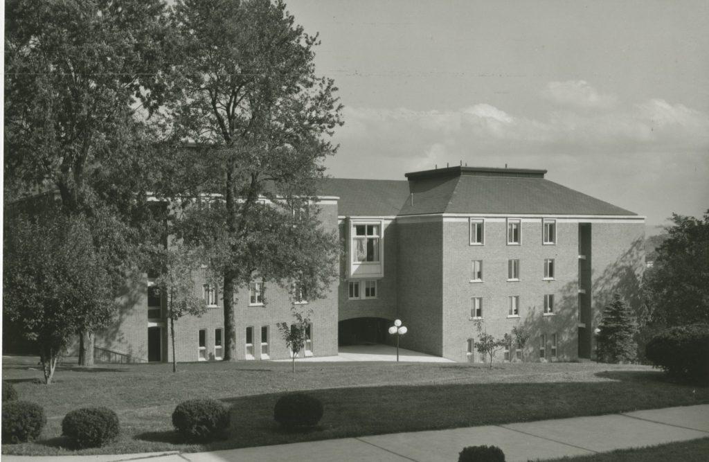 Ruef Hall