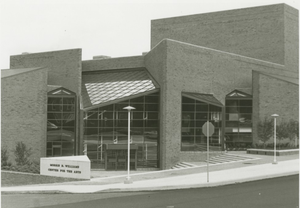 Williams Center For the Arts 1983