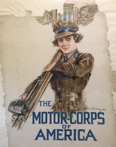 21:14 The Motor Corps of American, 1918