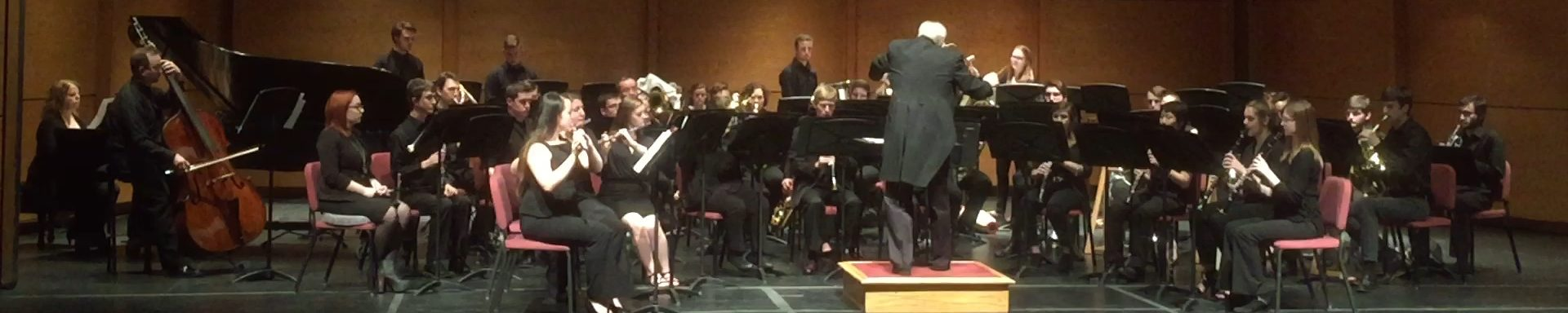 The Lafayette College Concert Band