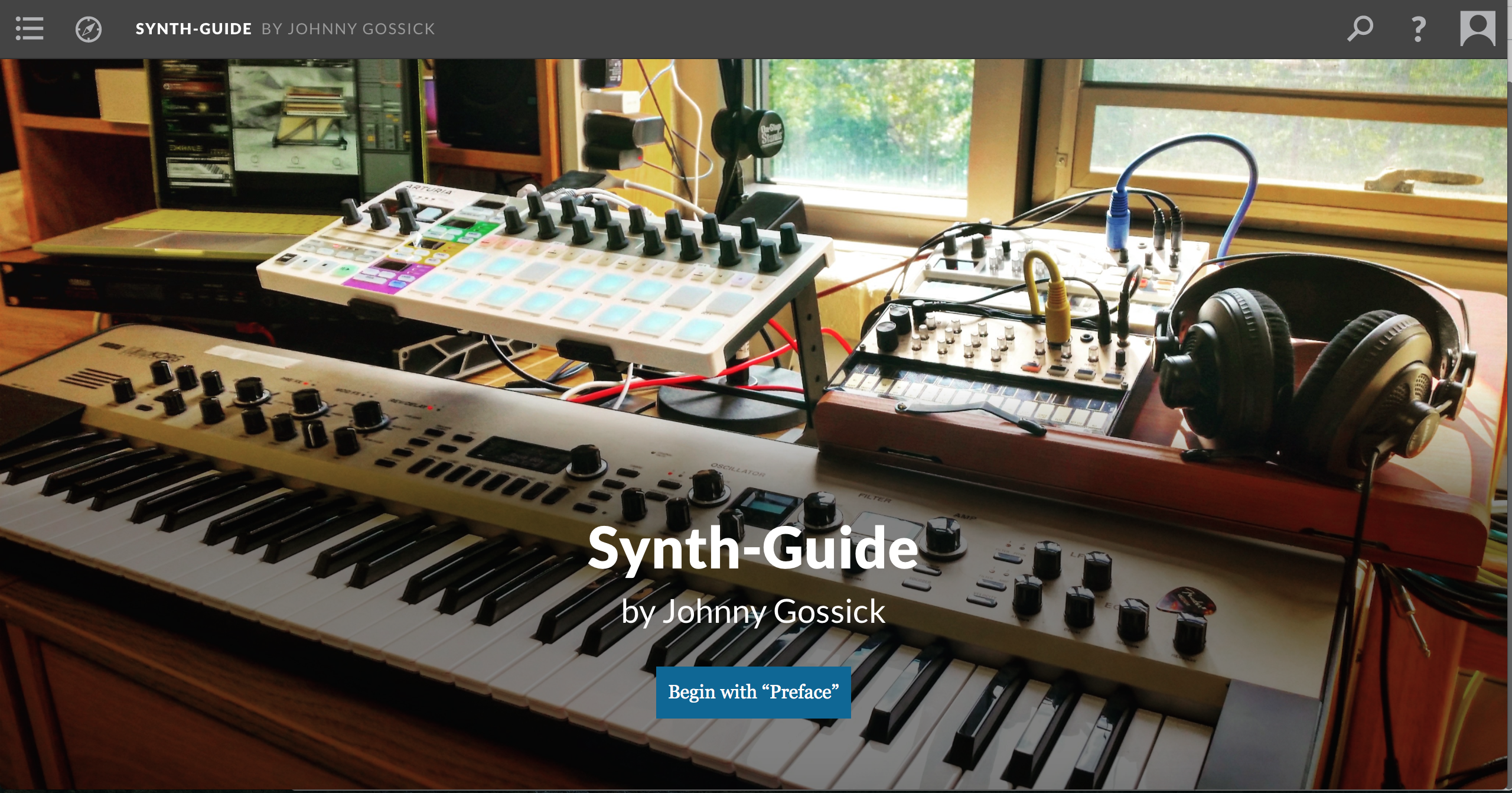 Synth Guide