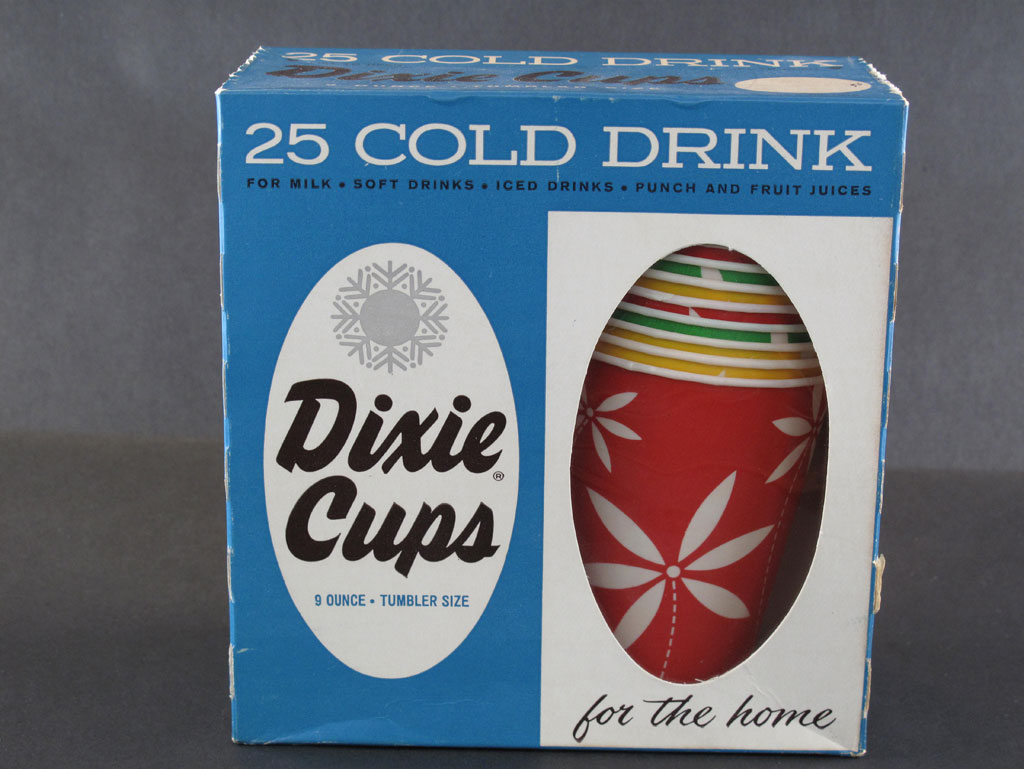 1950s – Whistlin' Dixie: Marketing the Paper Cup, 1910-1960