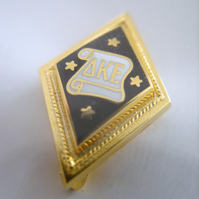 Dke Greek Letters