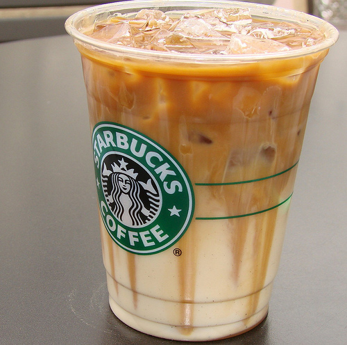Where's My Caramel Drizzle?