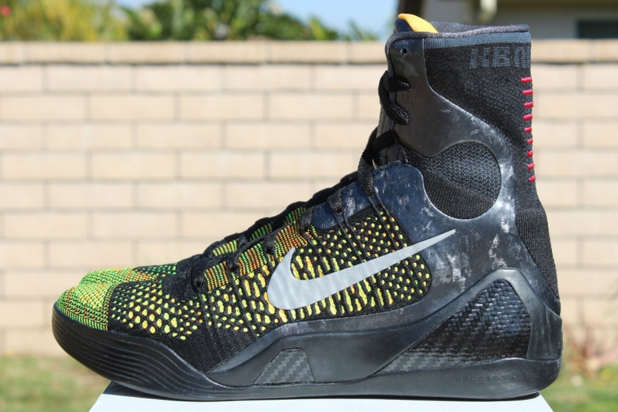 The wait is over    Nike Kobe 9 Elite    Inspiration   Kobe 9 Elite Inspiration On Feet