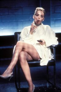 Case Study 3 Basic Instinct 1992 The Femme Fatale And The Distortion Of Female Criminality