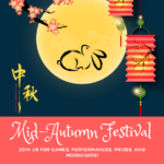 Poster mid-automn festival