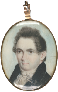Miniature of David Bishop