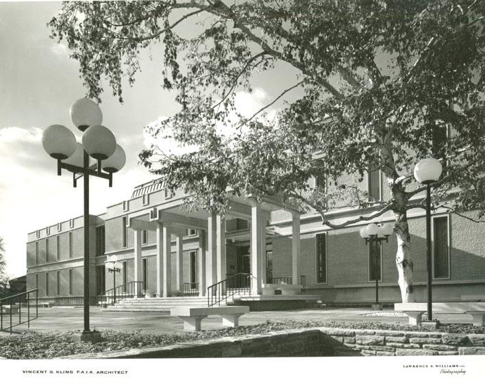 David Bishop Skillman Library