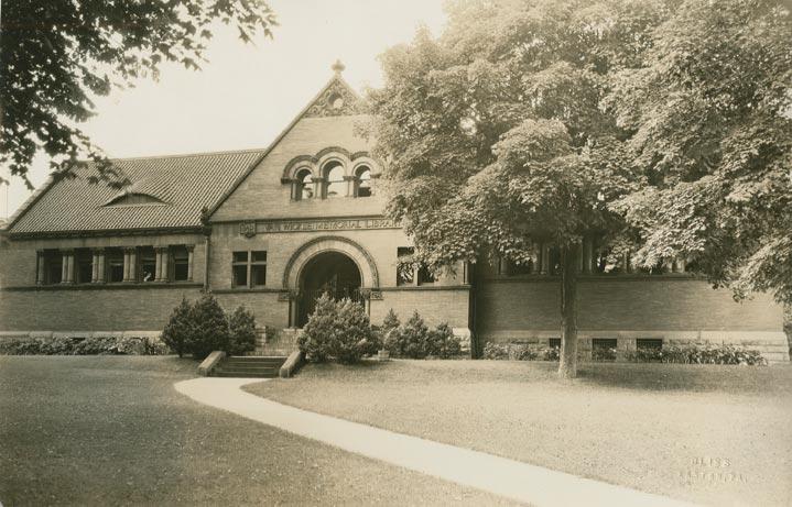 Van Wickle Library