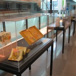 Special purchase of new exhibition cases
