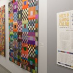 Quilts in Glorious Color exhibition Liza Roos Prior Lucy '74