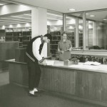 Skillman Library, 1963