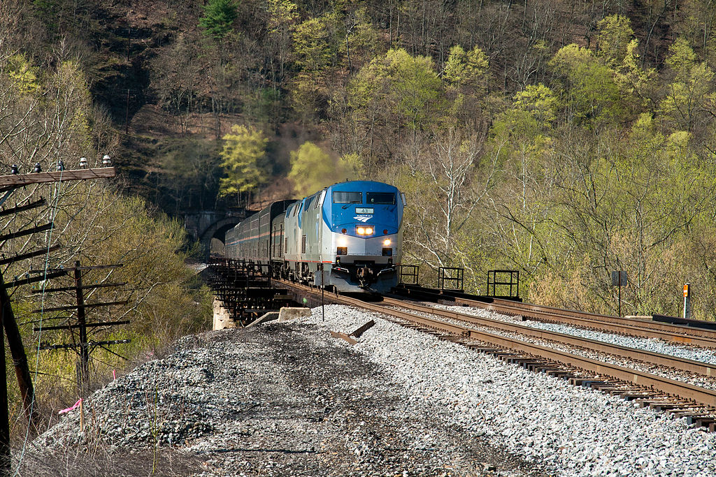 By jpmueller99 (Flickr: Amtrak #30 on the Magnolia Cutoff) [CC-BY-2.0 (http://creativecommons.org/licenses/by/2.0)], via Wikimedia Commons