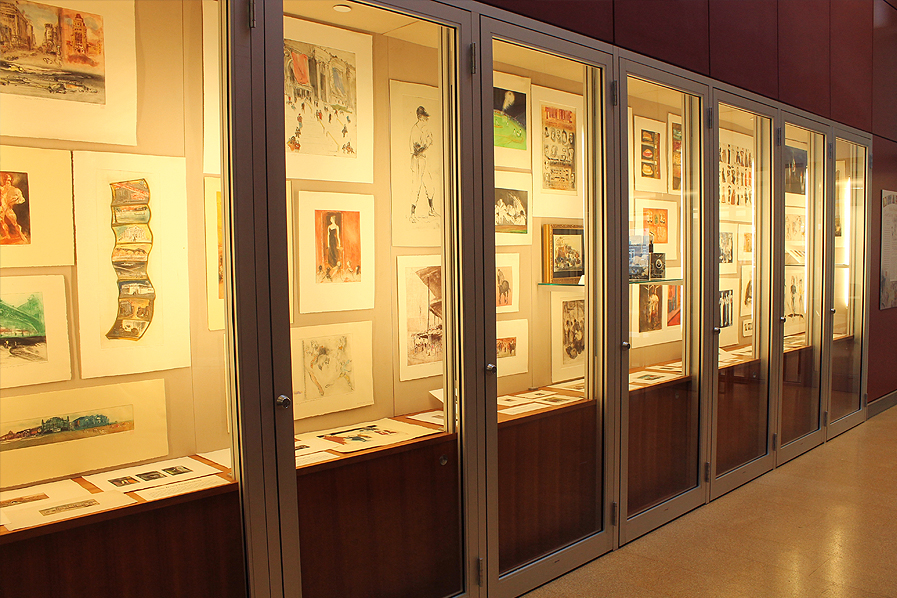 Helen Frank, Impressions from Life: Selections from her Master Print Collection at Lafayette College