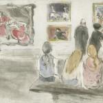 Regarding Degas