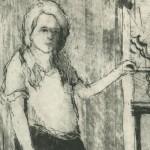 Summer - Screen Door - Holly
