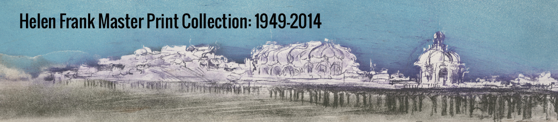 Helen Frank Master Print Collection: 1949-2014