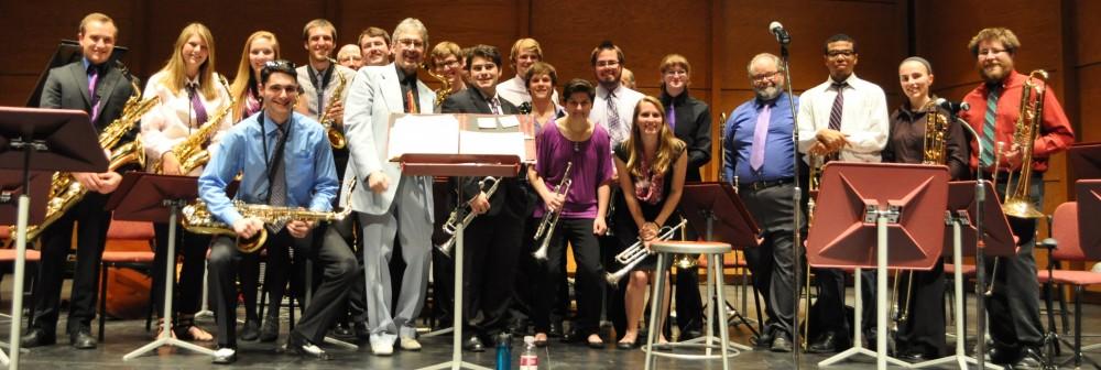 Lafayette College Jazz Ensemble