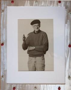 Photo of Karl Stirner by Ed Eckstein
