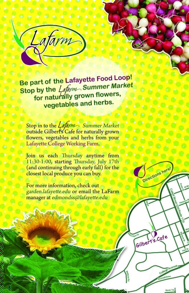 LaFarm poster