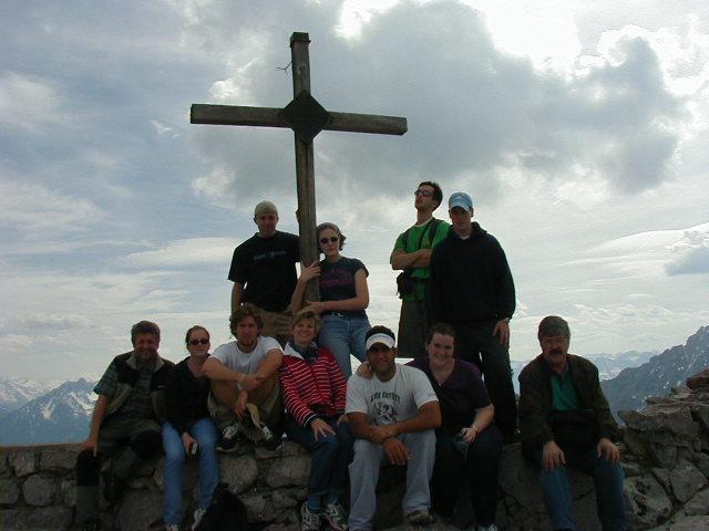 Alps 2 -- Climbing the Alps near Innsbruck, Austria