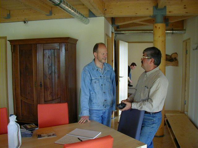 ECOHO15 -- BioHouse in Austria 2