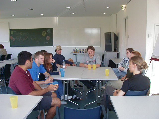 E German Students