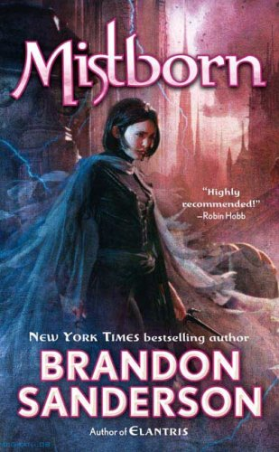 Cover art for Mistborn