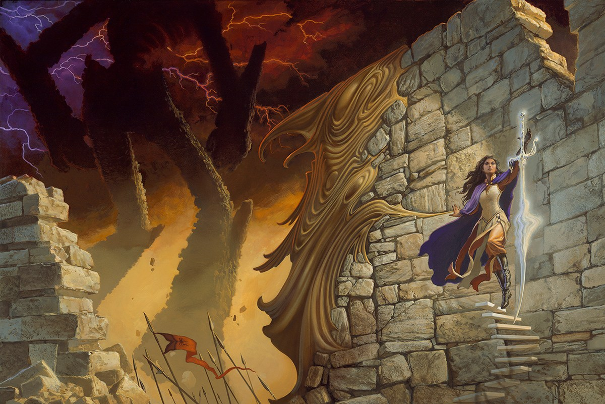 What I'm Reading: Oathbringer