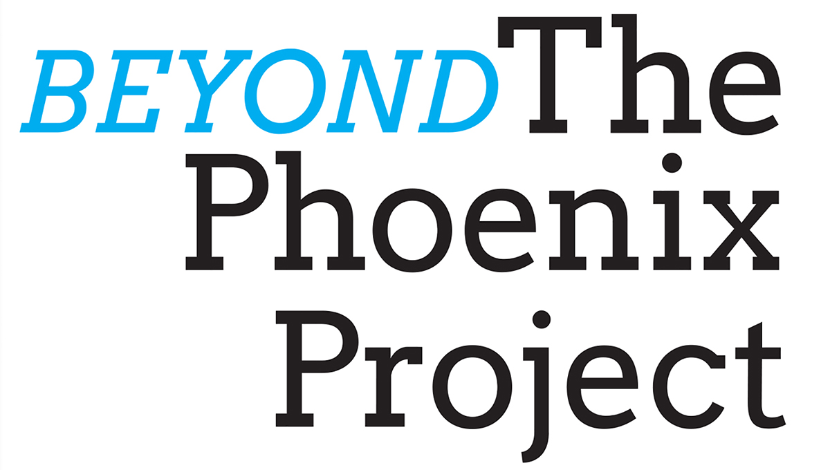 What I'm Reading: Beyond the Phoenix Project