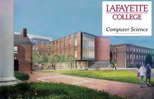Lafayete College Computer Science in New Building