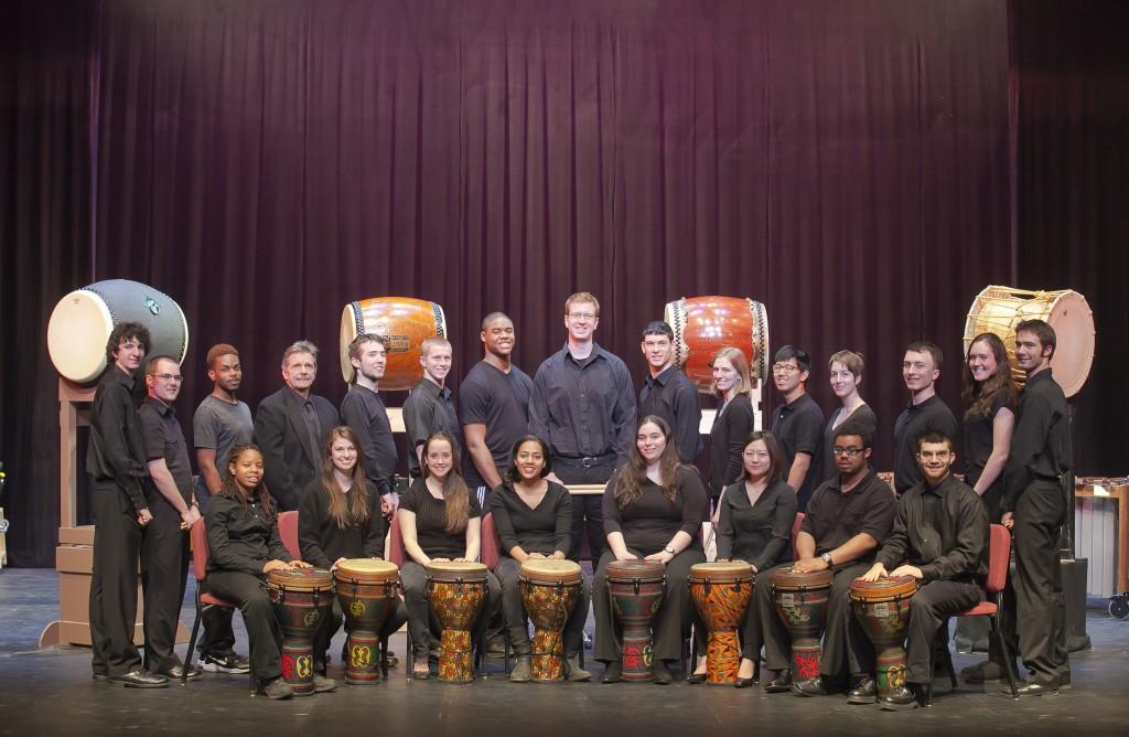 Percussion Ensemble 2014