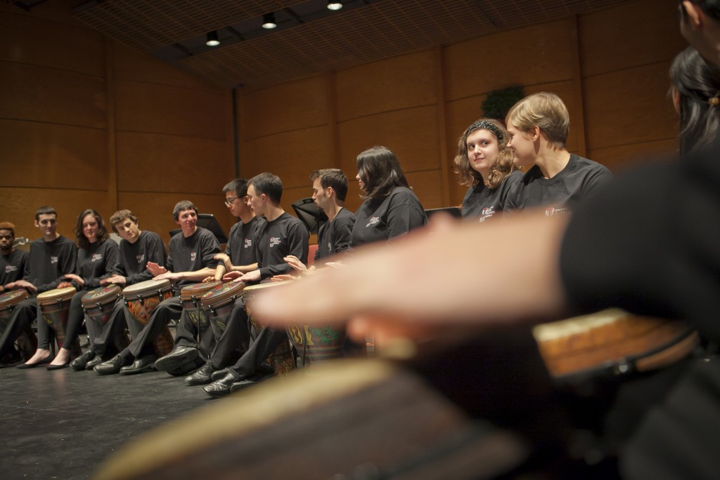 Percussion Concert 074