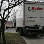 Truck arrives at AEC