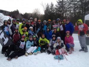 Ski and Snowboard Racing Club