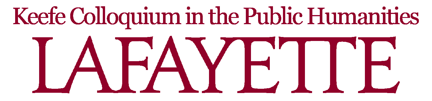 Keefe Colloquium in the Public Humanities